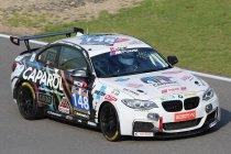 QSR Racing mikt met twee wagens op Belcar-titels