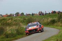 WRC: Neuville en Breen onhoudbaar in Ypres Rally