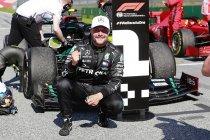 70ste vejaardag GP: Alweer Mercedes in eerste vrije training