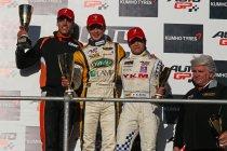 Auto GP: Marrakech: Overwinningen voor Campana en Bacheta