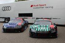 9H Kyalami: Zebra kleuren voor Team WRT Audi