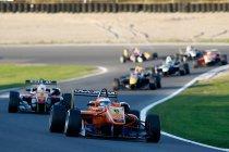 F3 Euro: Zandvoort: Rosenqvist verkleint achterstand op Marciello