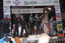 TAC Rally: Loix wint door uitstekende bandenkeuze