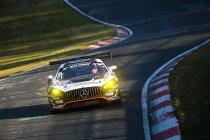 VLN 8: 1-2 voor Mercedes - Martin vierde met nieuwe Aston Martin