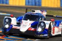 Nakajima bezorgt Toyota de voorlopige pole in een alweer incidentrijke kwalificatie