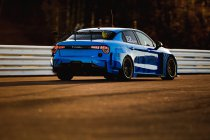 Geely Group Motorsport rondt eerste tests af met nieuwe Lynk & Co 03 TCR