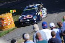 Duitsland: Jari-Matti Latvala vooraan in shakedown