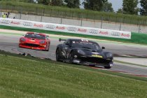 GT4 European Series: Misano: Ginetta tweemaal aan het feest