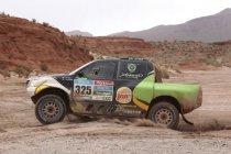 Eerste winst voor Toyota en waanzinnige race van de Rus Nikolaev bij de trucks