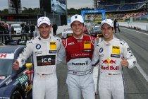 Hockenheim: Audi op pole met Patrick Tambay - Dramatische start voor Mercedes