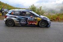 Rally van Corsica: Winst voor Latvala en Volkswagen