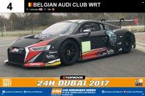 24H Dubai: WRT zet tweede wagen in voor onder meer Vervisch
