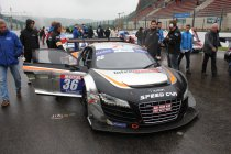 Magny-Cours: Dino Lunardi en Vincent Abril winnen in de regen