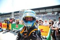 Spielberg: Zege voor Sergio Sette-Camara in de sprintrace