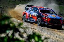 WRC: Tänak en Evans bovenaan in shakedown