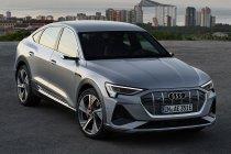Audi onthult elektrische SUV-coupé gebouwd in Brussel: e-tron Sportback