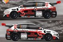 Semspeed met twee Peugeot 308 Racing Cup