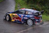 WRC: Ogier in de aanval