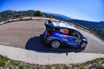 Corsica: Evans geeft Neuville stevige tik