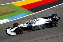 Duitsland: Hamilton op pole - Beide Ferrari motorproblemen