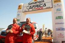 Africa Eco Race met Loomans als een van de favorieten