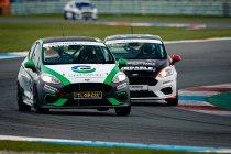 Gamma Racing Day: Philippe Huart en Maxim De Witte, de meester en de leerling