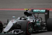 Duitsland: Rosberg op pole voor eigen publiek