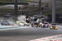 Abu Dhabi: Zege voor Kevin Hansen na penalty voor Niclas Grönholm