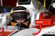 Abu Dhabi testdagen: Stoffel Vandoorne steeds voorin op testdag 2