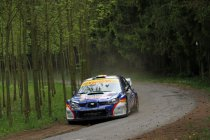 Rally van Wallonië: Winst voor Princen - Loix doet goede zaak in kampioenschap