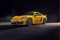 Topmodellen Porsche 718 reeks krijgen atmosferische zescylinder