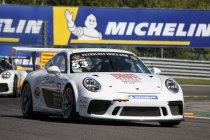 Dijon: Ayhancan Güven wint nu ook in Franse Porsche Carrera Cup