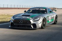 Mercedes stelt AMG GT4 voor