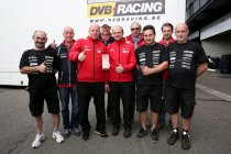 BRCC: Award Val Saint Lambert voor Thems Racing by Powercars en DVB Racing
