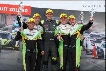Syntix Superprix: Genoteerd aan het podium na de race