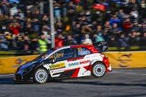 WRC: Evans zet zich snel op kop in Catalonië