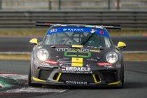 24H Zolder: Belgium Racing TITAN CARGO Porsche met Porsche Carrera Cup-versterking