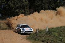 Rally van Australië: Ogier blijft domineren – Neuville opnieuw richting podium (+ video crash Meeke)
