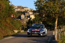 Ogier opent het snelst in Corsica