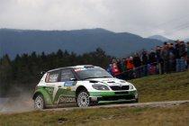 Jänner Rallye: Jan Kopecky behoudt leiding na tweede lus