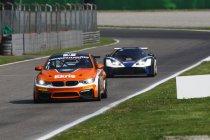 GT4 Euro Series: Monza: Van der Ende and Gülden verdelen de pole posities
