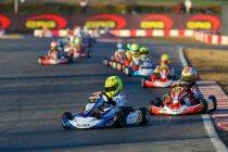 Ean Eyckmans rijdt naar tweede plaats in Lonato