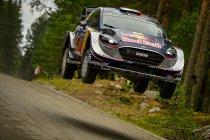 Finland: Sébastien Ogier start vandaag niet