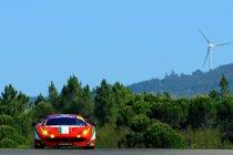 Portimão: Race 2: Eerste zege voor Griffin/Cameron (AF Corse)