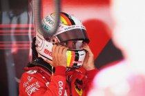 FIA bevestigt straf Vettel
