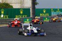 GP2: Hongarije: Berthon behaalt eerste overwinning