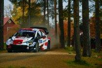 WRC: Elfyn Evans op weg naar vijfde WK-zege