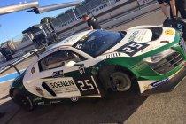 Paul Ricard : Vervisch, Soenen en Detavernier debuteren in VdeV serie met WRT Audi