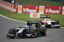 GP2: Spa: Sam Bird wint vrij makkelijk de hoofdrace