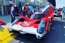 24H Le Mans: Glickenhaus snelste op de testdag